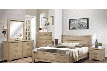 Preston Bedroom Set - Apollo Furniture
