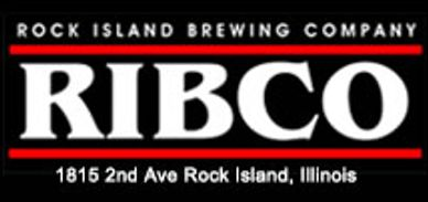 RIBCO 2nd Ave Rock Isalnd Brewing Company QC Pride Unity Friend Sponsor Quad Cities