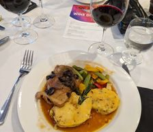 QC Pride Unity Pride Week Taste of Pride Wine Dinner