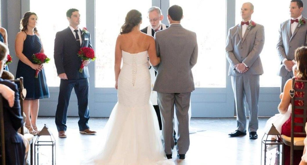 Raleigh NC wedding  and vow renewal officiant