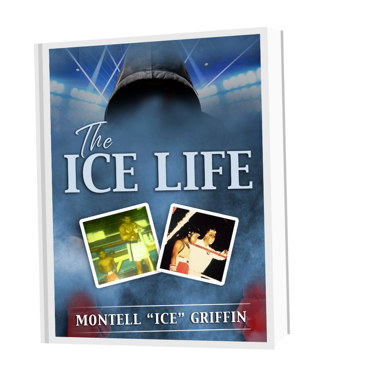 "The Ice Life book written by Montell ""Ice"" Griffin."