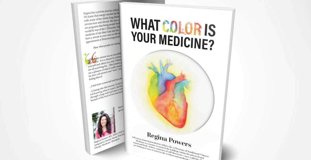 What Color of Your Medicine book cover