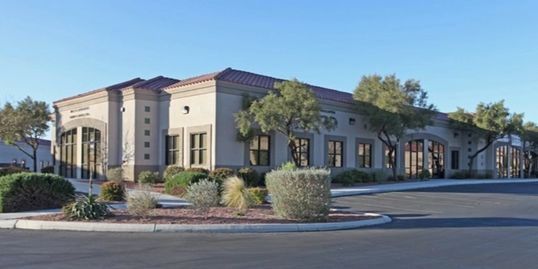 3658 N Rancho Drive.  Rancho Gowan Business Park.  Always Ready Cleaning corporate offices.