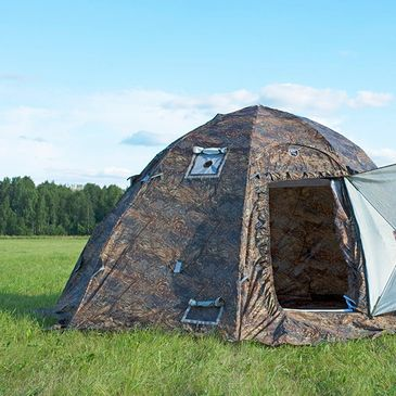 Bereg tents made in Russia double walled Perfect for hot tenting