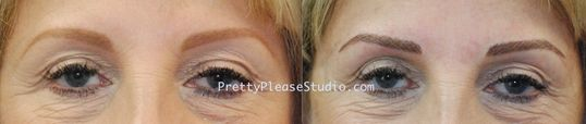 Microblading, fuller brows, cosmetic tattoo.