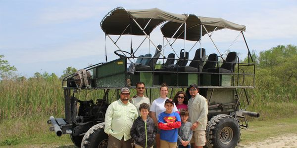 family day on the swamp buggy   big cypress swamp tours, swamp buggy, everglades, swamp adventures