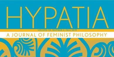 I'm honored to be included in a recent Hypatia issue amplifying Indigenous and decolonial voices.
