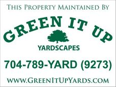 GREEN IT UP YARDSCAPES