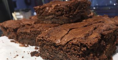 Chocolate brownies shire swimmerz