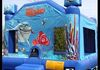 Finding Nemo 15x15 Bouncer (can be picked up for self install  with truck or large SUV)