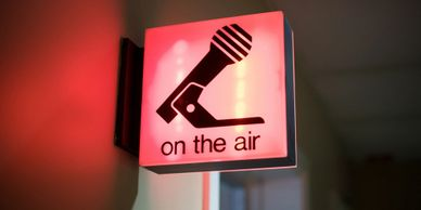 Syndicated radio shows that are free.