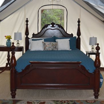 Forest Grove Resort Glamping Tents Vacation Rental