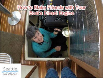 Marine Diesel Engines Seattle On The Water