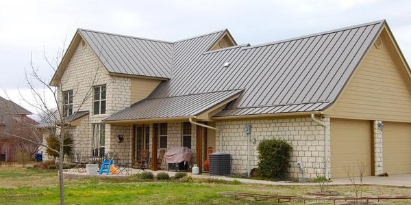 Brown Metal Roofing Plainfield Indiana