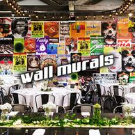 Wall Murals Wall Wraps Vinyl Graphics Prints Miami Fort Lauderdale Signs Signage Wallpaper Custom