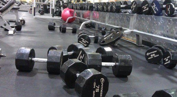 a9e63025729b Gym Etiquette 101. February 5