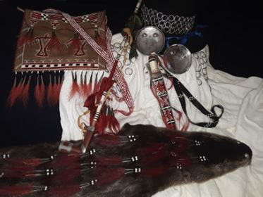 18th Century Reproductions of Abenaki items
