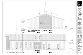 church building elevations