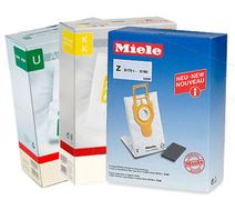 Miele Parts, Bags and service