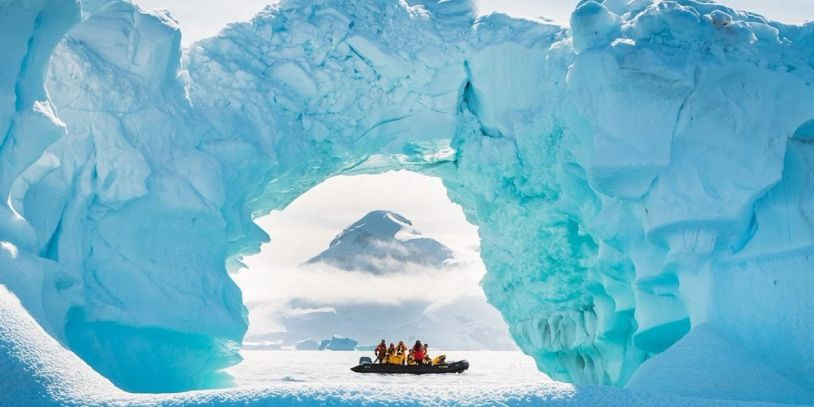 Travel Photography from Antarctica