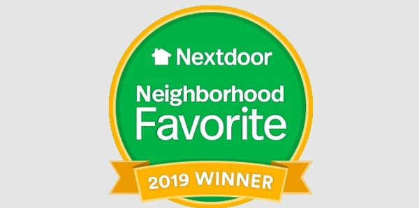 Our Dry Cleaner won Neighborhood Favorite in 2017, 2018 and 2019.