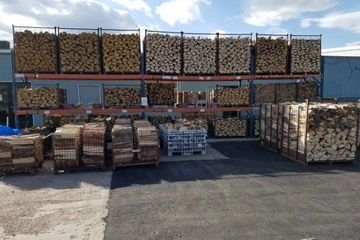 Full cord of firewood in Fort Collins