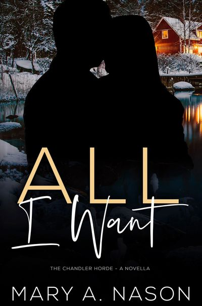 ALL I WANT book cover