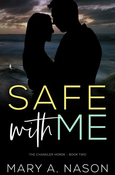 SAFE WITH ME book cover