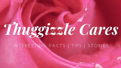 Thuggizzle Cares Breast cancer awareness