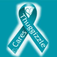 Thuggizzle Cares Ovarian cancer awareness