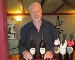 Picture of Chateau MerrillAnne owner, Kenny White.