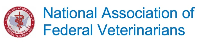 National Association of Federal Veterinarians
