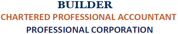 Builder Chartered Professional Accountant