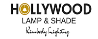 Hollywood Lamp and Shade