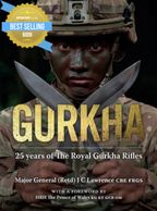 Gurkha - the best-selling commemorative history of the RGR by Craig Lawrence
