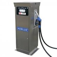 Alpha AdBlue Dispenser