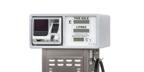 Fuel Pump Payment Terminals