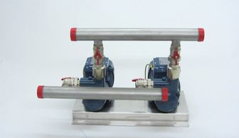 Duplex Fuel Pumps
