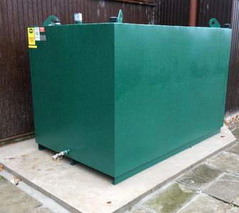 Commercial OFTEC Generator Tank