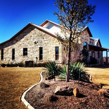 Custom House in the Hill Country.  Designed by Frasier Construction