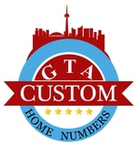KWCG Custom Home Numbers
