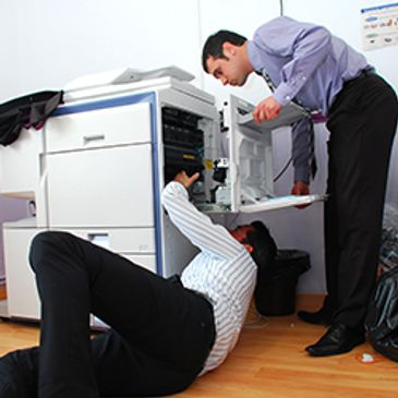 Servicing Copystar, Kyocera and most major brands in the Lehigh Valley.