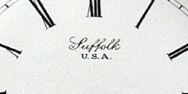 Suffolk Watch Company