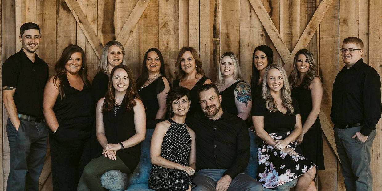 FIrefly Lane Wedding Venue Staff. We have the best team around!