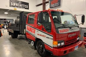 Commercial detailing. Commercial cleaning. Commercial vehicle restoration. Commercial Auto Detailing