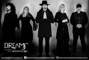 Dreams TheUtimate Tribute to Fleetwood Mac, Fleetwood Mac Tribute Band for hire