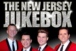 The New Jersey Jukebox Tribute to The Jersey Boys Frankie Valli and The Four Seasons tribute band