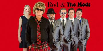 Rod and The Mods Tribute to Rod Stewart Live Music Tribute band based in Vancouver BC Canada