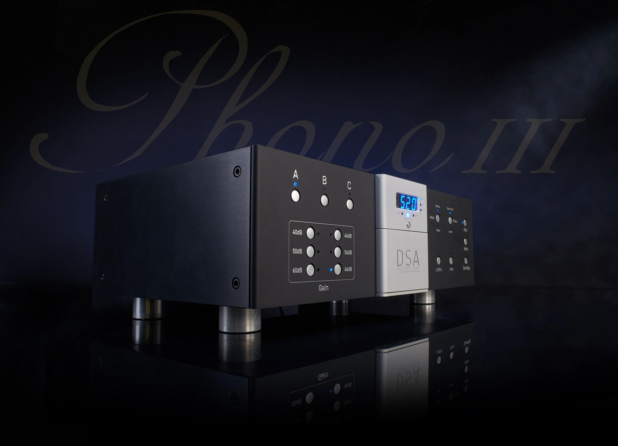 Introducing the Dynamic sounds Association Phono III. Learn more  at our PRODUCT NEWS  posting.