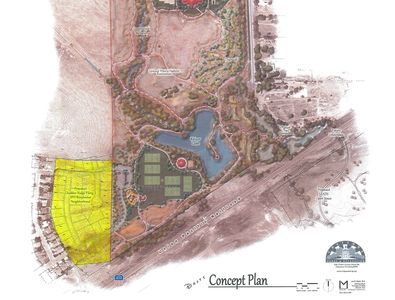Proposed Cheyenne Southeast Community Park